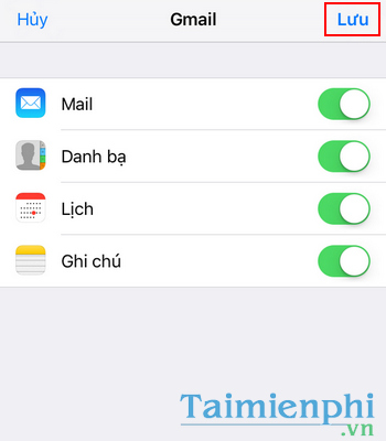 Hướng dẫn đăng nhập Gmail trên iPhone, iPad không cần cài ứng dụng