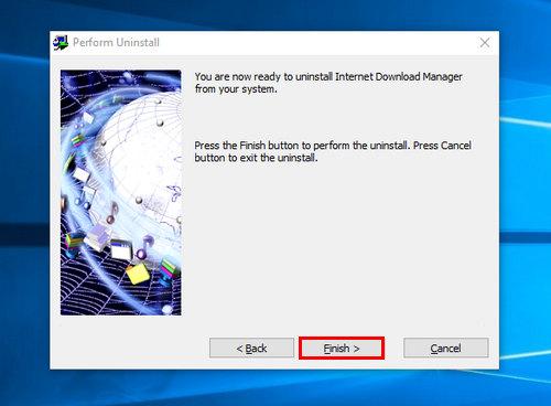 Gỡ IDM trên Win 10, xóa bỏ Internet Download Manager trong Windows 10 hoàn toàn 5