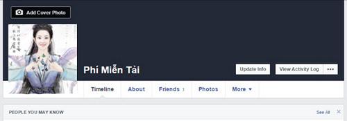 Tạo Avatar Facebook mang phong cách kiếm hiệp bằng Pitu