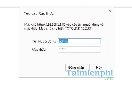 Cách đổi mật khẩu wifi Viettel, cách đổi pass wifi modem Viettel TP Link, Totolink, cáp quang, Alacatel 4