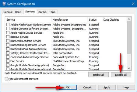 Cách sửa lỗi màn hình xanh trên máy tính Win 10, 7, XP 6