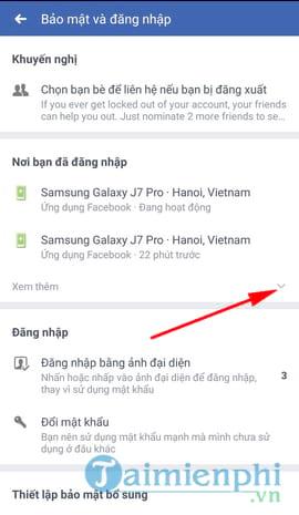 Đăng xuất Messenger, thoát Facebook Messenger trên iPhone, Android, Windows Phone 9