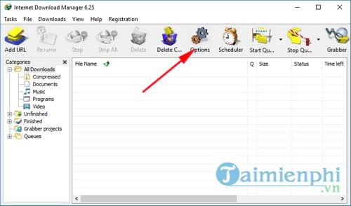 Cách sửa lỗi IDM không tự động bắt link tải nhạc, video Youtube, Facebook trên trình duyệt 7
