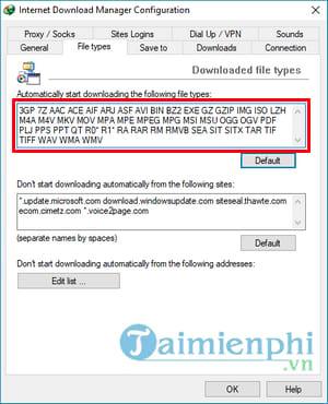 Cách sửa lỗi IDM không tự động bắt link tải nhạc, video Youtube, Facebook trên trình duyệt 9
