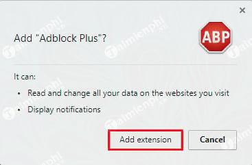 Cách chặn quảng cáo trên Google Chrome, tắt quảng cáo khi duyệt web trên Google Chrome
