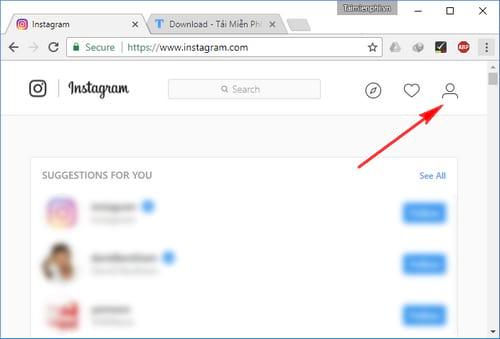 Xóa tài khoản Instagram vĩnh viễn và tạm thời trên máy tính 2
