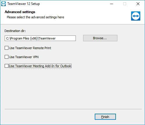 Cách cài Teamviewer, setup Teamview kết nối máy tính từ xa 8
