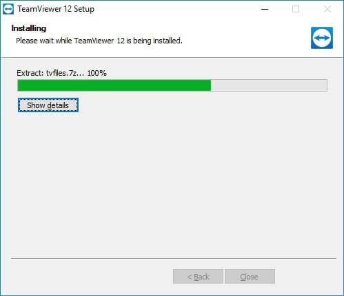 Cách cài Teamviewer, setup Teamview kết nối máy tính từ xa 9