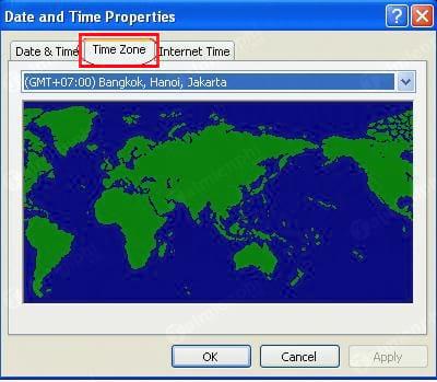 Cách chỉnh lại thời gian máy tính, ngày tháng năm, giờ bị sai 14