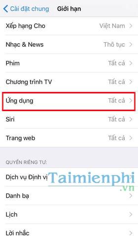 cach an facebook zalo tren man hinh iphone