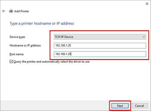 Hướng dẫn chia sẻ máy in trong mạng LAN windows 10, 7, XP 19