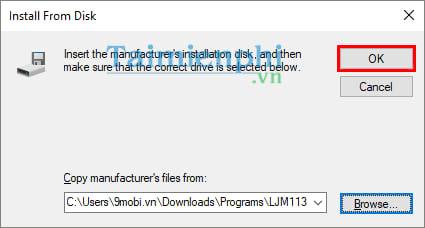 Hướng dẫn chia sẻ máy in trong mạng LAN windows 10, 7, XP 25