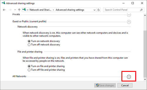 Hướng dẫn chia sẻ máy in trong mạng LAN windows 10, 7, XP 7