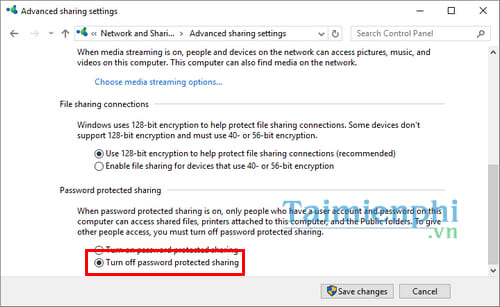 Hướng dẫn chia sẻ máy in trong mạng LAN windows 10, 7, XP 8