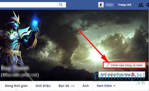 Cách đổi ngày sinh Facebook, sửa tháng, năm sinh trên Facebook 3