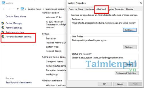 Cách tăng tốc Windows 10 đạt hiệu suất tối đa khi hoạt động 7