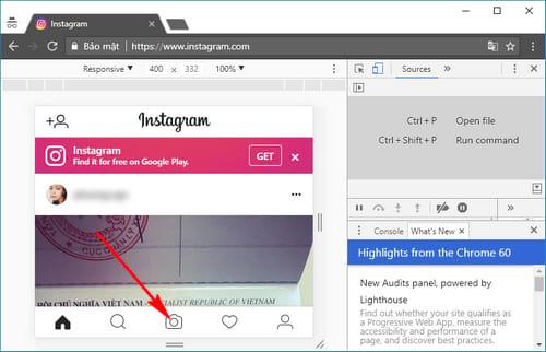 Cách đăng ảnh lên Instagram, tải ảnh lên Instagram qua điện thoại iPhone, Android, máy tính 14