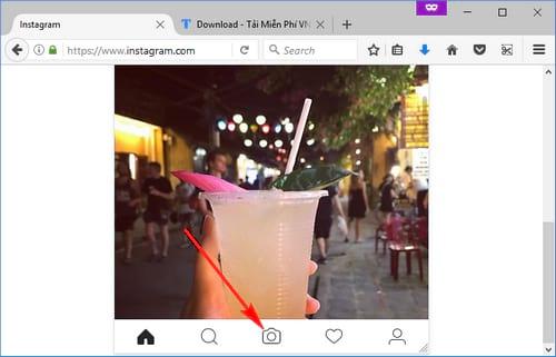 Cách đăng ảnh lên Instagram, tải ảnh lên Instagram qua điện thoại iPhone, Android, máy tính 19