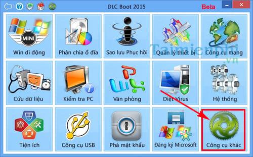 Cách tạo USB Boot bằng Grub4dos giúp cài đặt, sửa lỗi hệ điều hành 7