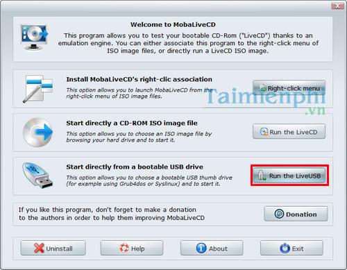 Cách tạo USB Boot bằng Grub4dos giúp cài đặt, sửa lỗi hệ điều hành 9