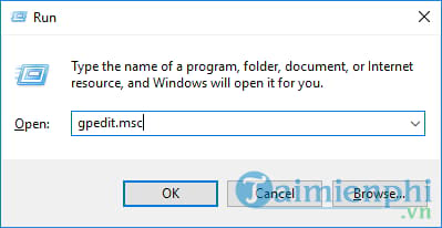 Cách tắt Windows Defender trên Windows 10 10
