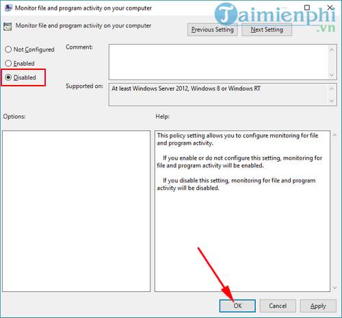 Cách tắt Windows Defender trên Windows 10 14