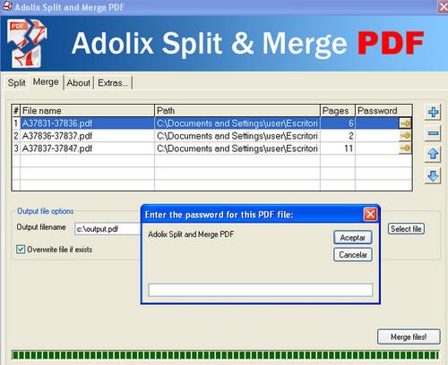 phần mềm gộp file pdf