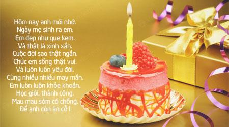 Chúc mừng sinh nhật bựa 3