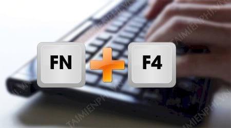 [taimienphi.vn] cách sửa lỗi không dùng được phím f4 trong excel