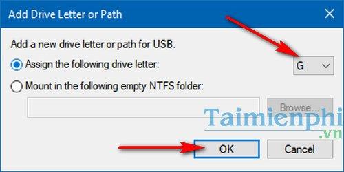 Sửa lỗi máy tính không nhận USB, chuột, bàn phím qua cổng USB 12
