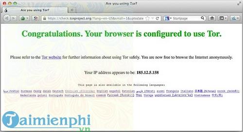 cach truy cap website bi chan tren mac