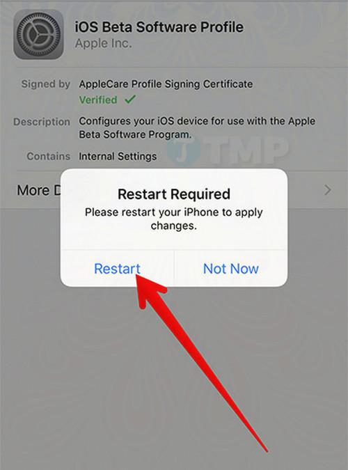 Cách tải iOS 11 Beta không cần tài khoản Developer
