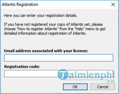 User license license atlantis word processor