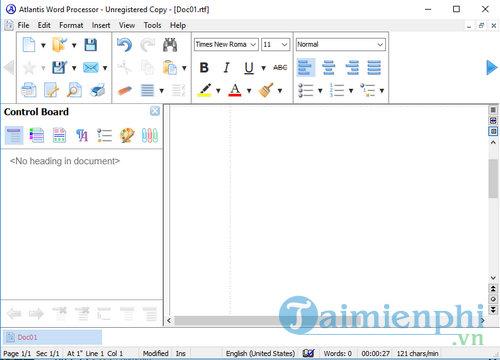 giveaway atlantis Word processor