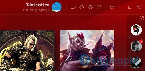 Cách thay ảnh đại diện tài khoản Garena, ảnh avatar 8