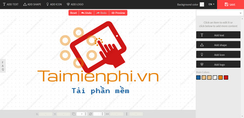 Top website tạo logo trực tuyến, logo online