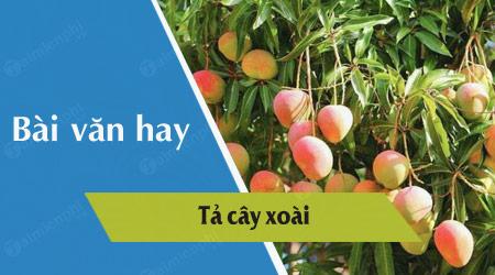 Tả cây ăn quả mà em thích 3