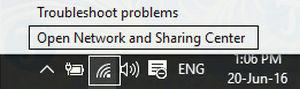 Wifi có dấu chấm than, sửa lỗi mạng Wifi bị chấm than vàng khi cắm dây mạng internet