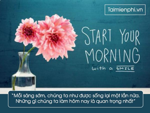 [taimienphi.vn] tin nhắn chúc buổi sáng ngọt ngào dành cho người yêu, người thân, lời