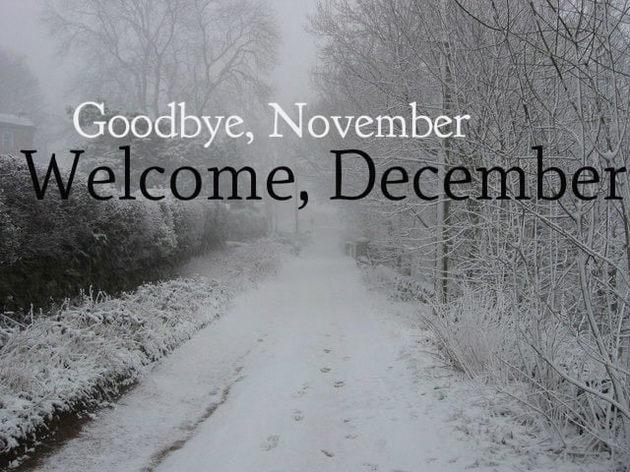 Bổ sưu tập Hình ảnh về tháng 12 đẹp