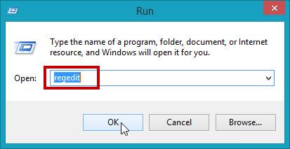 Cách vào Registry Editor trên Windows 10 6