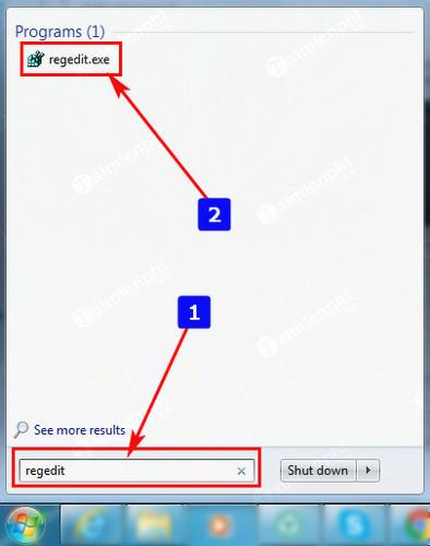 Cách vào Registry Editor trên Windows 10 2