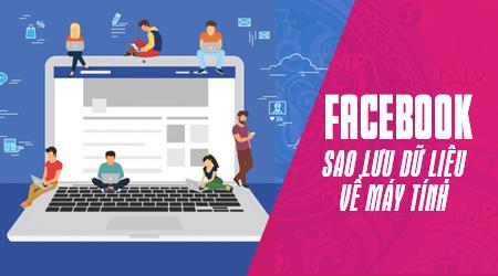 copy du lieu facebook sang may tinh