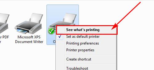 Cách hủy lệnh in trong Word, Excel trên máy tính 6