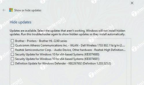 chan update windows 10