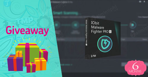 giveaway iobit malware fighter pro