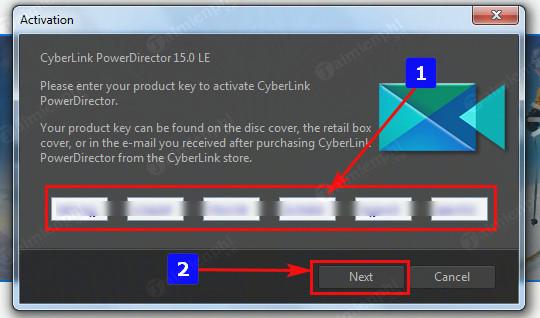 giveaway cyberlink powerdirector mien phi