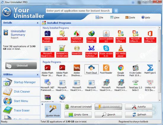 Cách gỡ bỏ chương trình trên máy tính Windows 10, 8.1/8, 7,Vista, XP 19