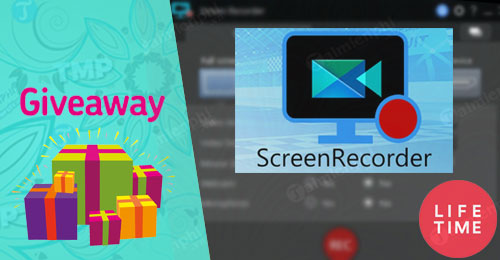 giveaway ban quyen mien phi cyberlink screen recorder 2