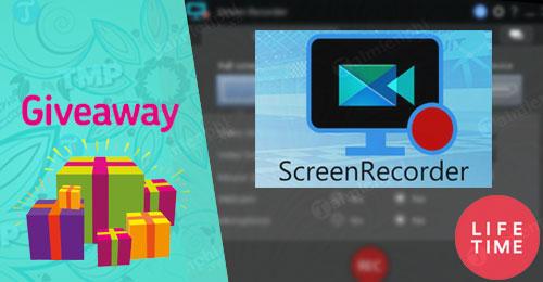 giveaway ban quyen mien phi cyberlink screen recorder 2